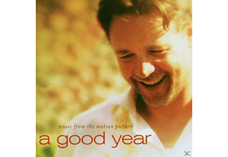 VARIOUS - A GOOD YEAR - (CD)