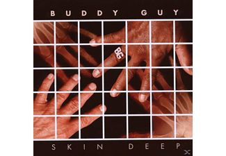 Buddy Guy - SKIN DEEP - (CD)