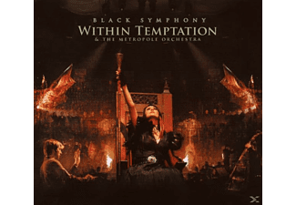 Within Temptation - Black Symphony - (CD)