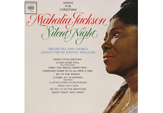 Mahalia Jackson - Silent Night: Songs For Christmas-Expanded Edition - (CD)