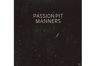 Passion Pit - MANNERS - (CD)