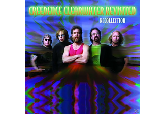 Creedence Clearwater Revisited - Recollection/Live - (Vinyl)