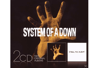 System Of A Down - System Of A Down / Steal This Album! - (CD)