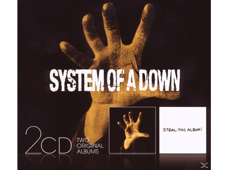 System Of A Down - System Of A Down / Steal This Album! [CD]