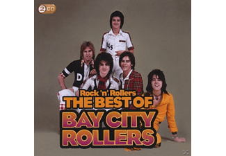 Bay City Rollers - Rock 'n' Rollers - The Best Of The Bay City Rollers (CD)