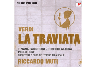 Riccardo Muti - La Traviata-Sony Opera House - (CD)