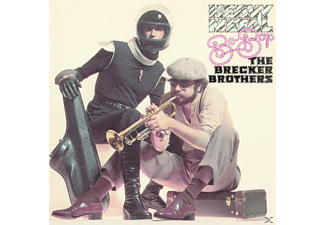 The Brecker Brothers - Heavy Metal Be-Bop - (CD)