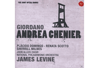 James Levine - Andrea Chenier-Sony Opera House - (CD)