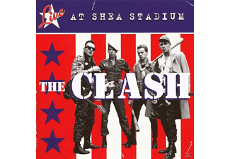 The Clash - Live At Shea Stadium - (CD)