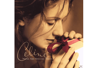 Céline Dion - These Are Special Times - (CD)