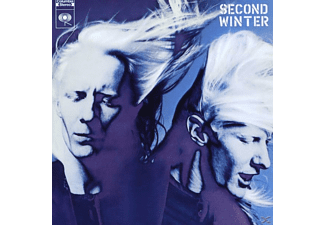 Johnny Winter - Second Winter - (CD)