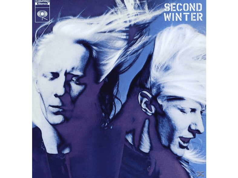 Johnny Winter - Second Winter [CD]