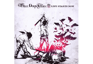 Three Days Grace - LIFE STARTS NOW - (CD)