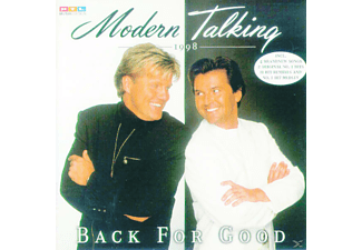 Modern Talking - Back For Good - (CD)