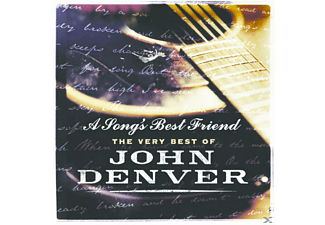 John Denver - A SONG S BEST FRIEND - THE VERY BEST OF JOHN DENVE - (CD)