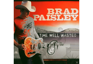 Brad Paisley - Time Well Wasted - (CD)