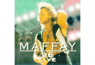 Peter Maffay - MAFFAY 96 LIVE - (CD)