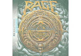 Rage - Black In Mind-Remastered 200 - (CD)