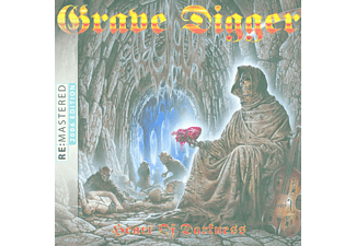 Grave Digger - Heart Of Darkness-Remastered - (CD)