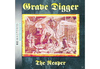 Grave Digger - The Reaper-Remastered 2006 - (CD)