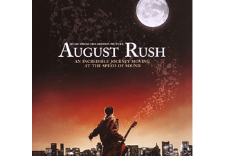 August Rush - AUGUST RUSH/KLANG DES HERZENS (MOTION PICTURE SOUN - (CD)