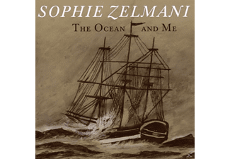Sophie Zelmani - THE OCEAN AND ME - (CD)