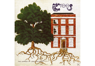 The Trees - The Garden Of Jane Delawney - (CD)