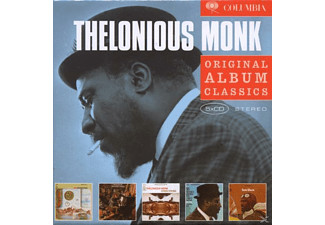 Thelonious Monk - Original Album Classics - (CD)