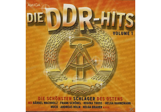 VARIOUS - Die Ddr Hits Vol.1 - (CD)