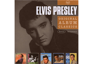 Elvis Presley - Original Album Classics - (CD)