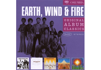 Earth, Wind & Fire - Original Album Classics - (CD)