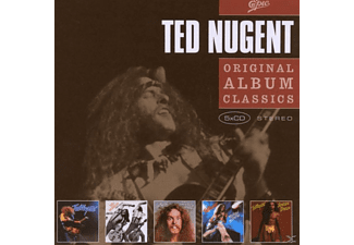 Ted Nugent - ORIGINAL ALBUM CLASSICS - (CD)