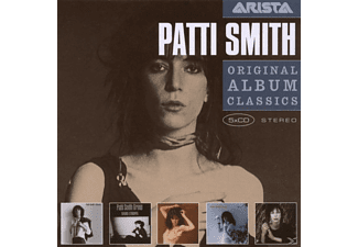 Patti Smith - ORIGINAL ALBUM CLASSICS - (CD)