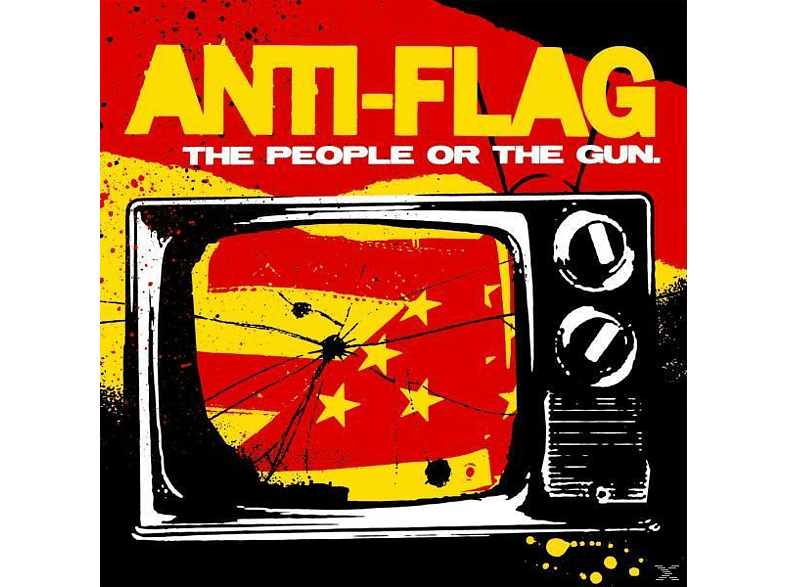 Anti-Flag - The People Or The Gun [Vinyl]