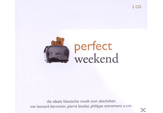 VARIOUS - Perfect Weekend - (CD)