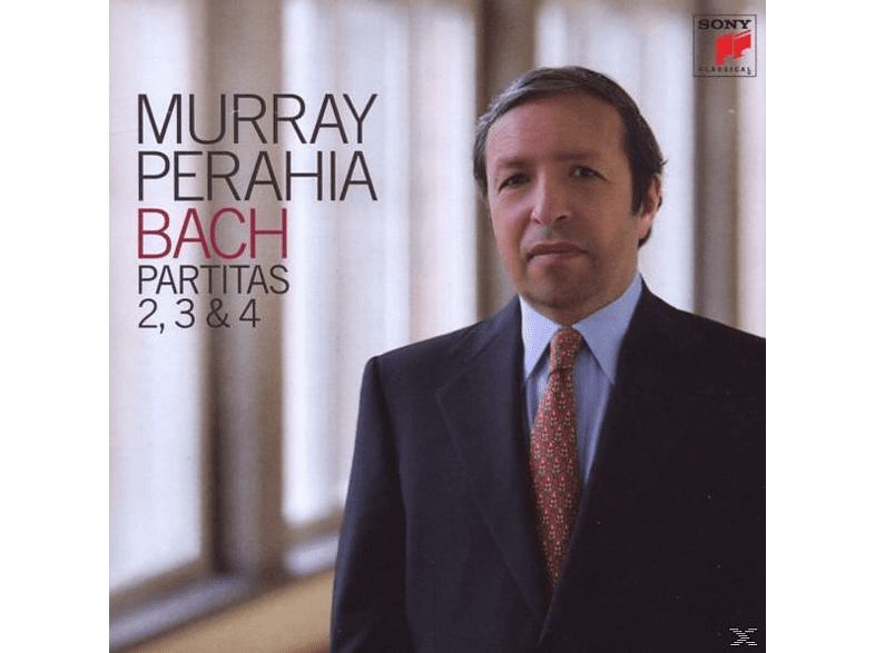 Perahia Murray - Partiten 2, 3 & 4 [CD]