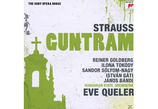 Eve Queler - Guntram-Sony Opera House - (CD)