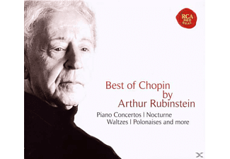 Arthur Rubinstein - Best Of Chopin By Arthur Rubinstein - (CD)