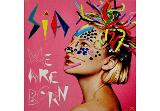Sia - WE ARE BORN - (CD)