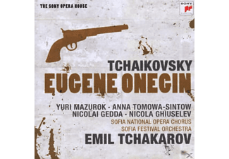 Emil Tchakarov - Eugene Onegin-Sony Opera House - (CD)