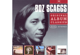 Boz Scaggs - Original Album Classics - (CD)