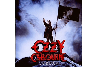 Ozzy Osbourne - Scream - (CD)