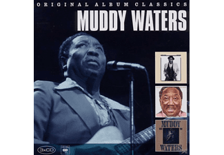 Muddy Waters - Original Album Classics - (CD)