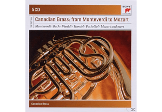 The Canadian Brass - Canadian Brass Plays Classical Masterworks - (CD)