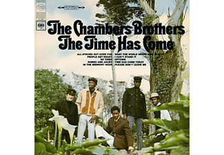 The Chambers Brothers - TIME HAS COME TODAY - (Vinyl)