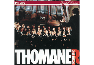 Thomanerchor Leipzig, Thomanerchor Leipzig/Biller - Thomanerchor Leipzig - (CD)
