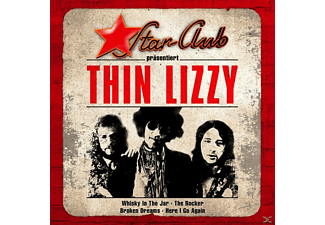 Thin Lizzy - Star Club - (CD)