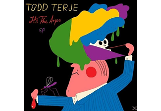 Todd Terje - It's The Arps Ep - (Vinyl)
