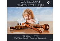 Terra Nova Collective Antwerpen - Shapeshifter K 581 [CD]