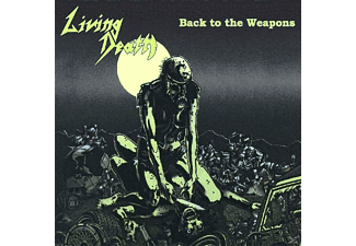 Living Death - Back To The Weapons - (CD)